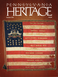Pennsylvania Heritage cover lores